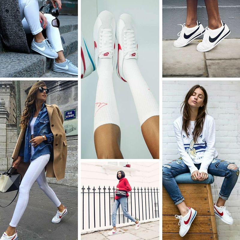 Nike Cortez - inspiracje